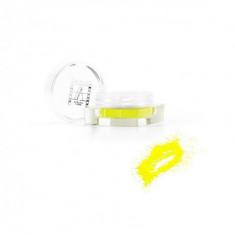 Рассыпчатый флуоресцентный пигмент Make-Up Atelier PF2 жёлтый Make-Up Atelier Paris