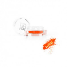 Рассыпчатый флуоресцентный пигмент Make-Up Atelier PF8 красно-оранжевый Make-Up Atelier Paris