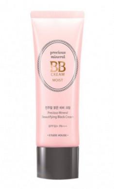 BB-крем увлажняющий ETUDE HOUSE Precious Mineral BB Cream Moist Vanilla SPF50+/PA+++ 45мл