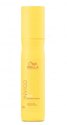 WELLA PROFESSIONALS Спрей для защиты окрашенных волос от уф-лучей / Wella Invigo SUN 150 мл
