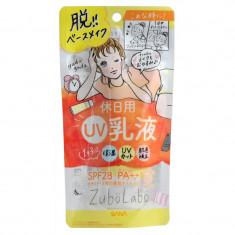 солнцезащитная увлажняющая эмульсия-молочко для лица sana zubolabo day emulsion spf28 pa++