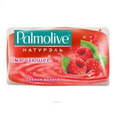 Palmolive Мыло Смягчающее Свежая малина 90г