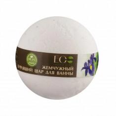 Эколаб Бурлящий шар для ванны Ирис и пассифлора ECOLAB