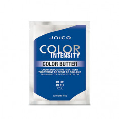 Joico, Тонирующая маска Color Butter, голубая, 20 мл