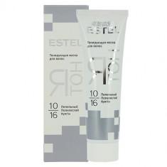 Estel ятон тонирующая маска для волос тон 10/16 пепельный 60мл
