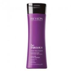 Revlon Professional Be Fabulous C.R.E.A.M. Keratin Shampoo - Очищающий шампунь с кератином, 250 мл