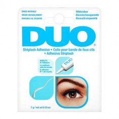 Клей для ресниц DUO белый/прозрачный 7 г