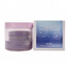 успокаивающие очищающие подушечки для лица с азуленом petitfee azulene ultra soothing pads