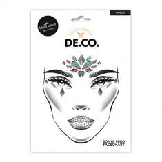 Кристаллы для лица и тела DE.CO. FACE CRYSTALS by Miami tattoos Magic