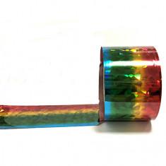 Ice Nova, Фольга для литья, четырехцветная голография (голубая, зеленая, желтая, красная)