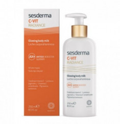 Молочко для тела Sesderma C-VIT RADIANCE BODY MILK 250мл