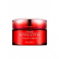 Missha, Крем для лица Time Revolution Vitality, 50 мл