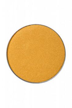 Тени пастель компактные (сухие) Make-Up Atelier Paris PL06 золото запаска 3,5 гр