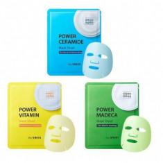 маска тканевая the saem power mask sheet