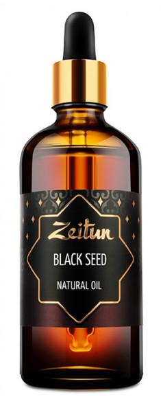 ZEITUN Масло черного тмина, нерафинированное 100 мл