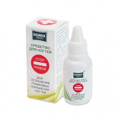 Domix, Средство для ногтей «Стоп грибок», 18 мл
