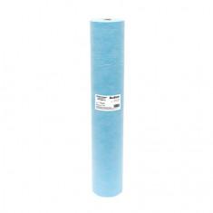 White line, Простыня «Выбор» 70x200 см, в рулоне, голубой SS, 100 шт.
