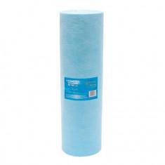 White line, Простыня в рулоне 40x60 см, голубой SMS, 200 шт.