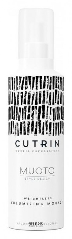 Мусс для волос Cutrin
