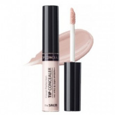 Консилер The Saem Cover Perfection Tip Concealer Brightener 6,5гр