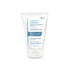 Дезодорант-крем для рук и ног регулирующий избыточное потоотделение Ducray Hydrosis Control 50 мл