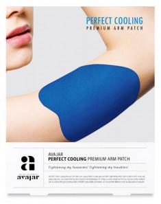 AVAJAR Патч охлаждающий для рук / Perfect Cooling Premium Arm Patch 1 шт