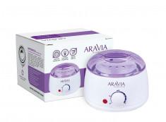 ARAVIA Нагреватель-воскоплав с термостатом, 500 мл / ARAVIA Professional