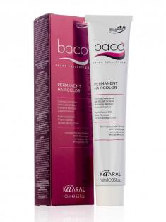 KAARAL 7.12 краска для волос, блондин пепельно-фиолетовый / BACO COLOR 100 мл