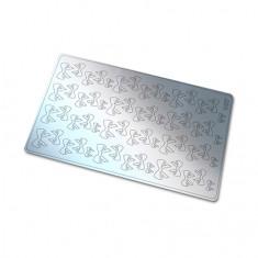 Freedecor, Металлизированные наклейки №107, серебро