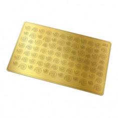 Freedecor, Металлизированные наклейки №127, золото