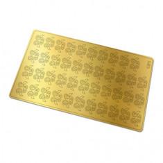 Freedecor, Металлизированные наклейки №151, золото