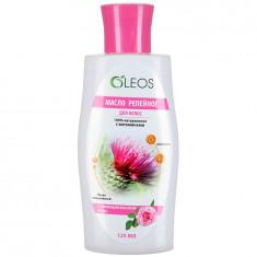 Аспера масло для волос репейное легкосмываемое с эфирным маслом Розы 125мл Асепта