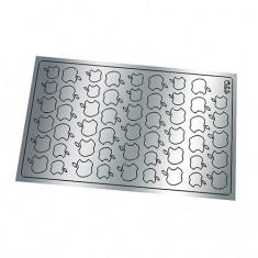 Freedecor, Металлизированные наклейки №179, серебро