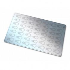 Freedecor, Металлизированные наклейки №164, серебро