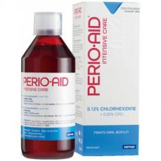 Dentaid Ополаскиватель для полости рта Perio-Aid 0.12% Intensive Care с хлоргексидином, 500мл