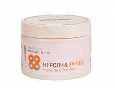 CONCEPT Маска для волос Питание и мягкость, нероли - карите / SPA Filling & Softness hair mask 350 мл