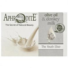Aphrodite Мыло оливковое с молоком ослиц 100 г