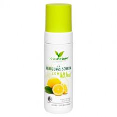Cosnature пенка для лица 3в1 очищающая лимон и мелисса 150мл