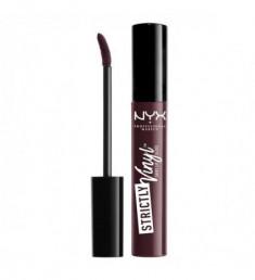NYX PROFESSIONAL MAKEUP Блеск для губ Strictly Vinyl Lip Gloss Night Walker 01