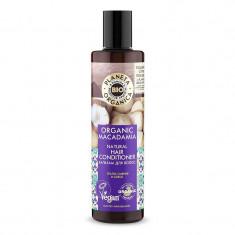 Планета органика Organic Macadamia бальзам для волос натуральный 280 мл Planeta Organica