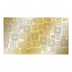 Freedecor, Металлизированные наклейки №206, золото