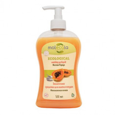 Molecola средство для мытья посуды Мексиканская папайя 500мл