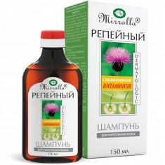Мирролла Репейный шампунь с комплексом витаминов 150мл MIRROLLA