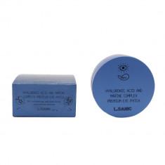 L.Sanic Гидрогелевые патчи для кожи вокруг глаз с гиалуроновой кислотой и экстрактом водорослей N60