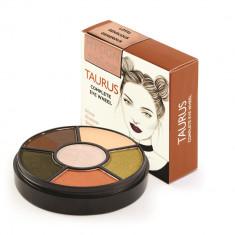 Makeup Revolution Палетка для макияжа глаз MY SIGN COMPLETE EYE BASE Taurus