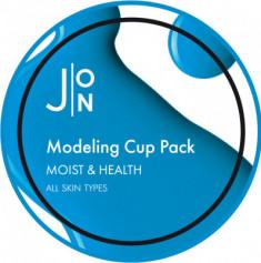 Альгинатная маска УВЛАЖНЕНИЕ И ЗДОРОВЬЕ J:ON MOIST & HEALTH MODELING PACK 18г