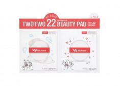 WISH FORMULA Диски эксфолиирующие, глубоко очищающие, интенсивно питающие и увлажняющие для лица / Two Two 22 beauty pad 2 х 10 мл
