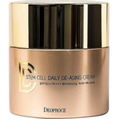 DD-Крем маскирующий DEOPROCE STEM CELL DAILY DE-AGING CREAM №21 40г