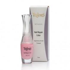 Trind, Укрепитель для ногтей Repair, розовый, 9 мл