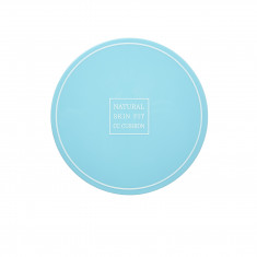 омолаживающий сс-кушон с невесомым покрытием thelavicos suvia natural skin fit cc cushion spf50+pa+++